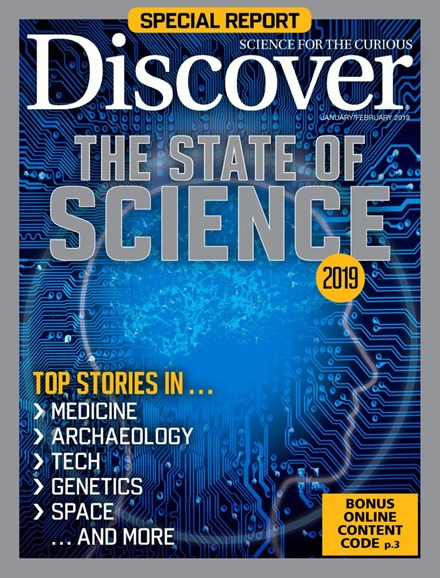Discover Cover - 1/1/2019