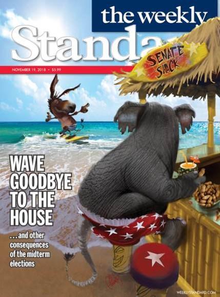 Washington Examiner Cover - 11/19/2018