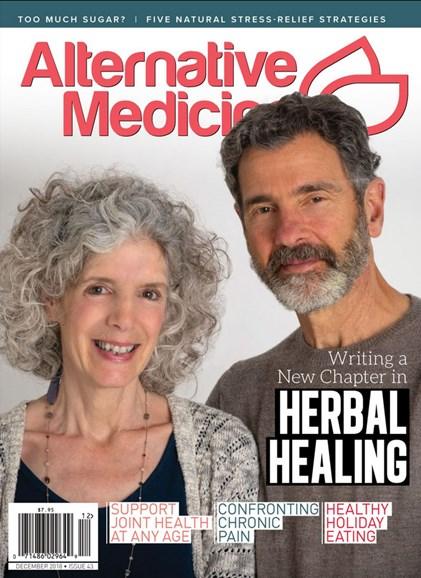 Alternative Medicine Cover - 11/1/2018