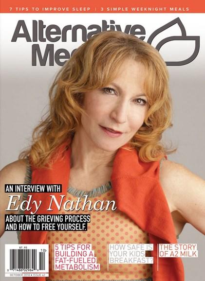 Alternative Medicine Cover - 9/1/2018