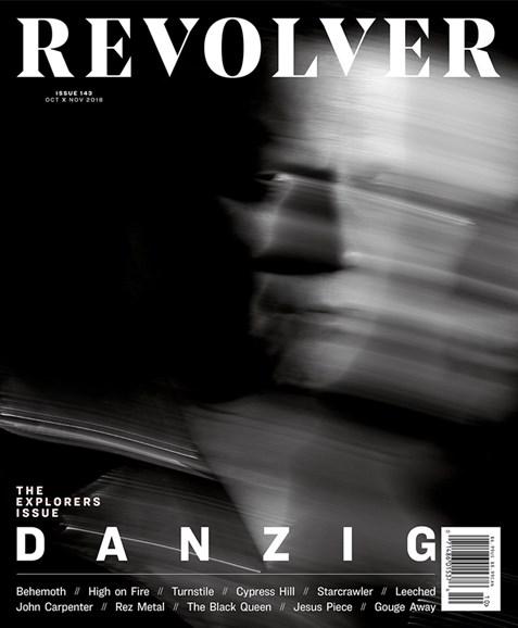 Revolver Cover - 10/1/2018
