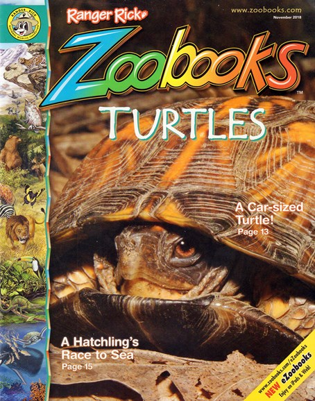 Zoobooks Cover - 11/1/2018