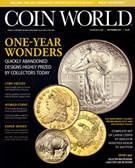 Coin World Monthly 9/1/2017