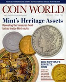 Coin World Magazine 7/1/2018