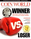 Coin World Monthly 10/1/2017