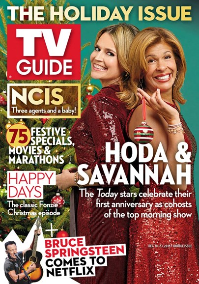 TV Guide Cover - 12/10/2018