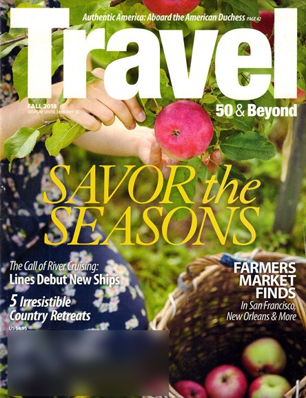 Travel 50 & Beyond Cover - 10/1/2018