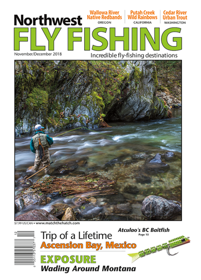Northwest Fly Fishing Cover - 11/1/2018