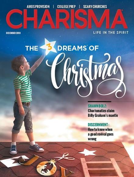Charisma Cover - 12/1/2018