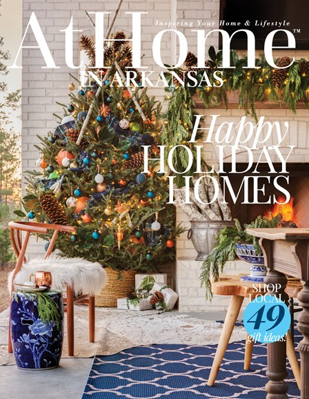At Home In Arkansas Cover - 12/1/2018