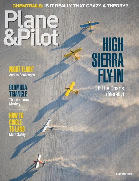 Plane & Pilot Cover - 1/1/2019