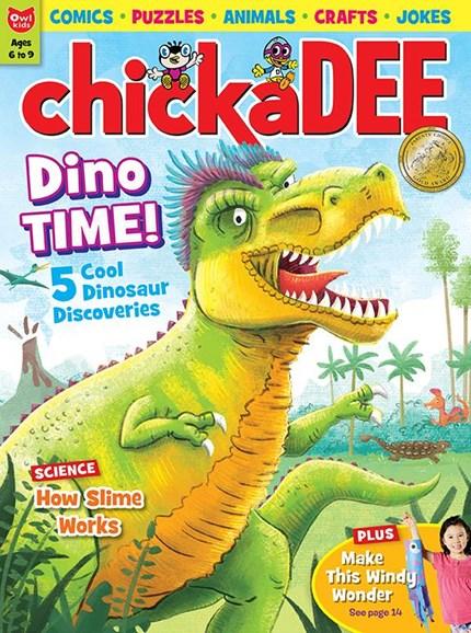 chickaDEE Cover - 6/1/2018