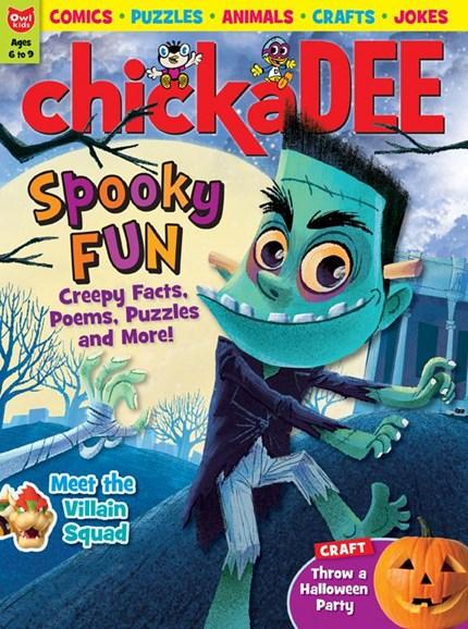 chickaDEE Cover - 10/1/2017