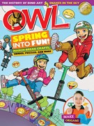 OWL Magazine 3/1/2018