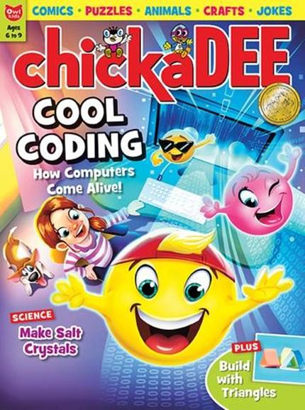 chickaDEE Cover - 5/1/2018