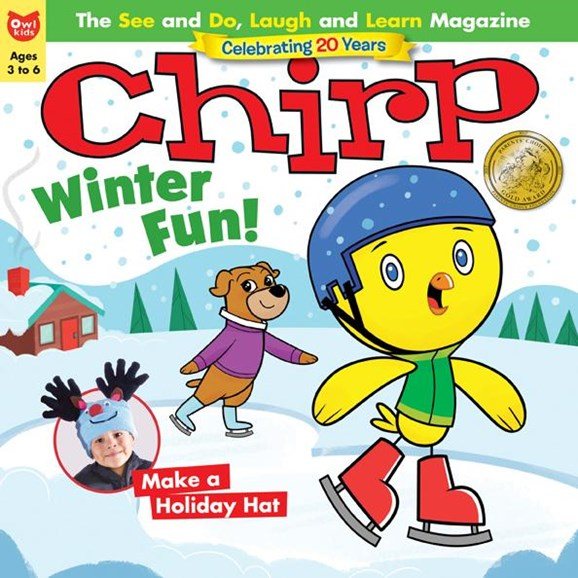 Chirp Cover - 12/1/2017