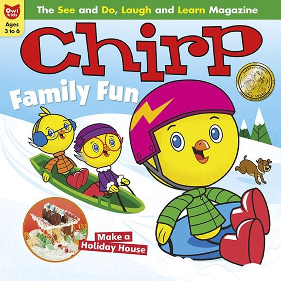 Chirp Cover - 12/1/2018