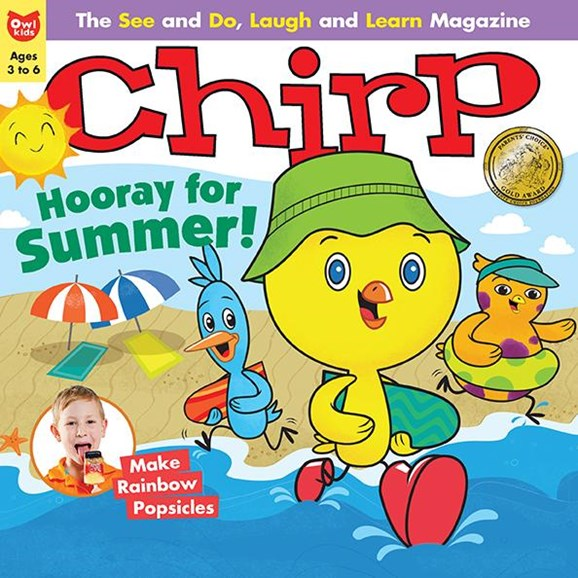 Chirp Cover - 6/1/2018