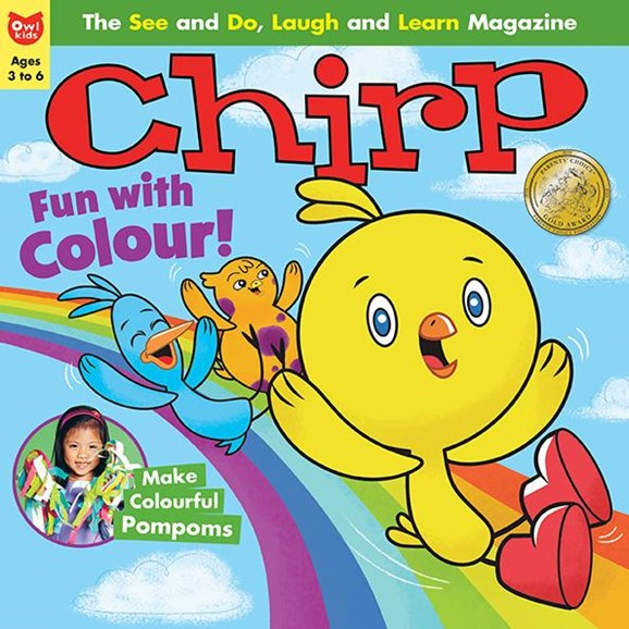 Chirp Cover - 3/1/2018