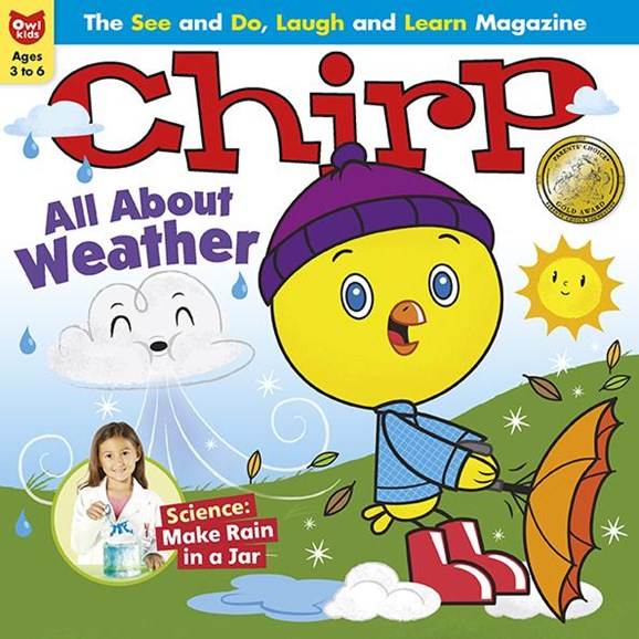 Chirp Cover - 11/1/2018