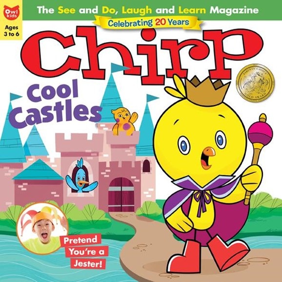 Chirp Cover - 10/1/2017