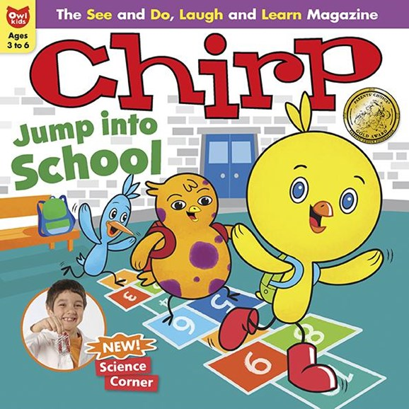 Chirp Cover - 9/1/2018