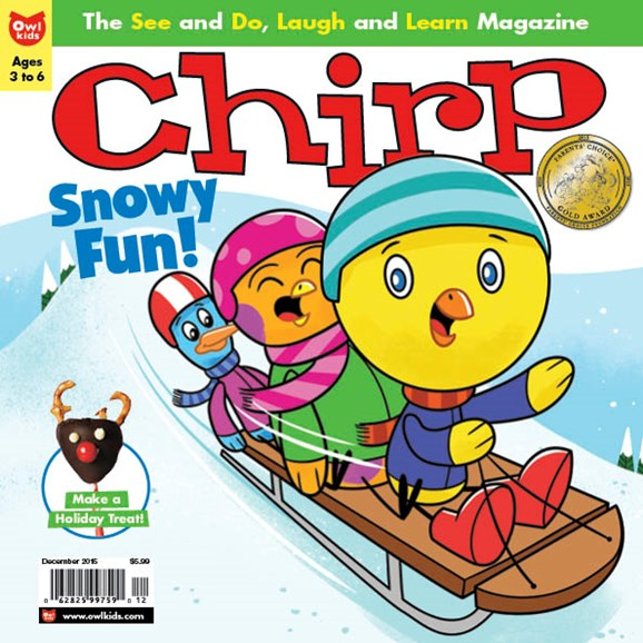 Chirp Cover - 12/1/2016