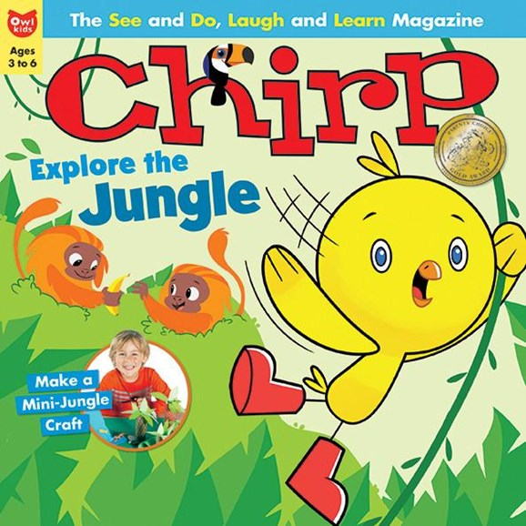 Chirp Cover - 11/1/2016