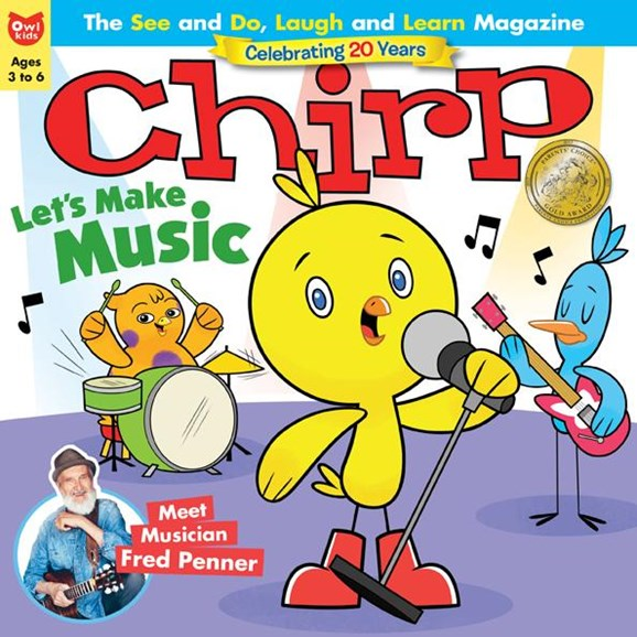 Chirp Cover - 11/1/2017