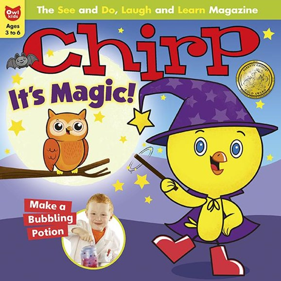 Chirp Cover - 10/1/2018