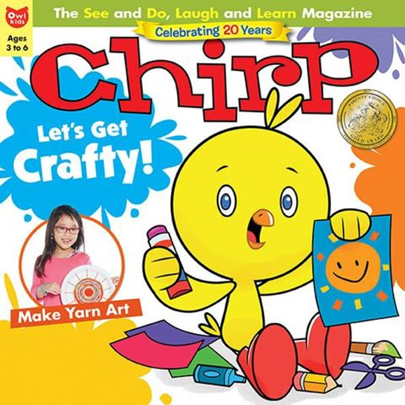 Chirp Cover - 3/1/2017
