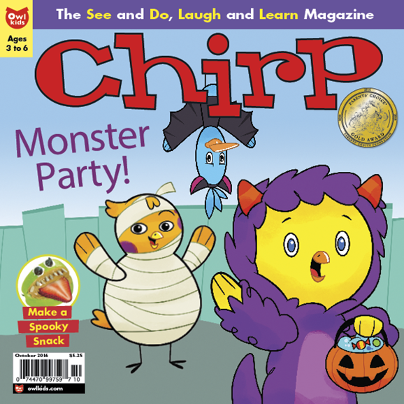 Chirp Cover - 10/1/2016