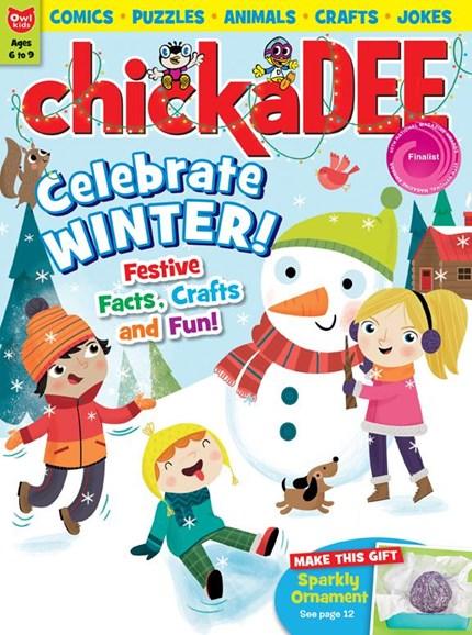 chickaDEE Cover - 12/1/2017