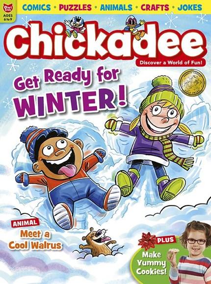 chickaDEE Cover - 12/1/2018