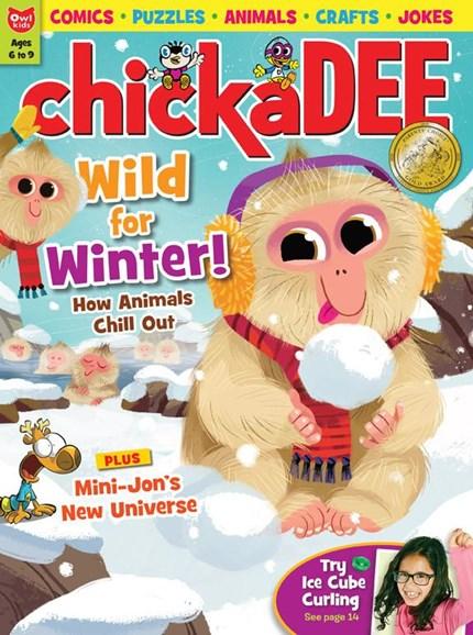 chickaDEE Cover - 1/1/2017