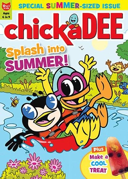 chickaDEE Cover - 6/1/2017