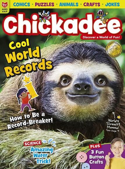 chickaDEE Cover - 11/1/2018