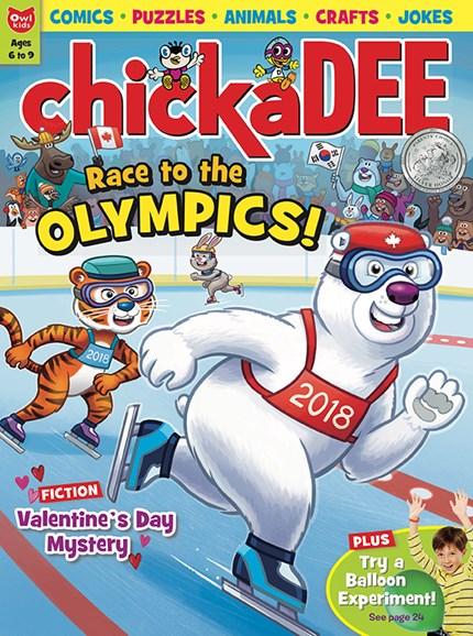 chickaDEE Cover - 1/1/2018