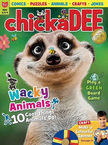 chickaDEE Cover - 4/1/2018