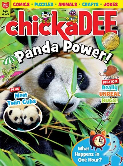chickaDEE Cover - 6/1/2016