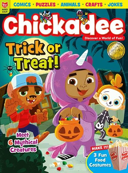 chickaDEE Cover - 10/1/2018