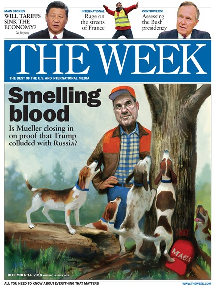 The Week Cover - 12/14/2018