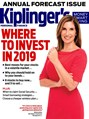 Kiplinger's Personal Finance Magazine | 1/2019 Cover