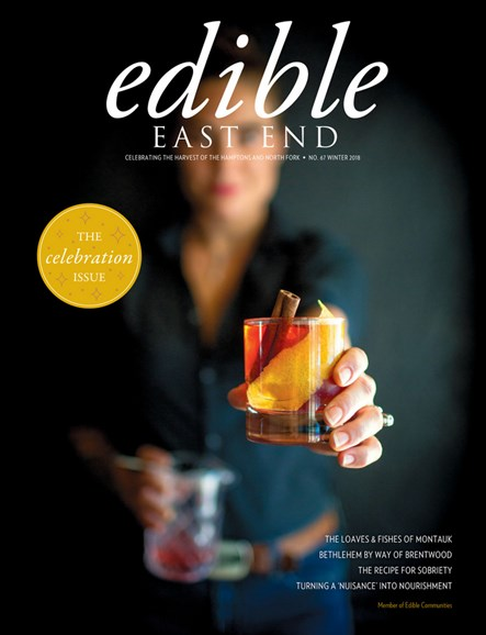 Edible East End Cover - 12/1/2018