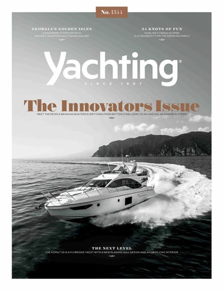 Yachting Cover - 12/1/2018