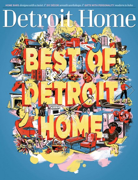 Detroit Home Cover - 12/1/2018
