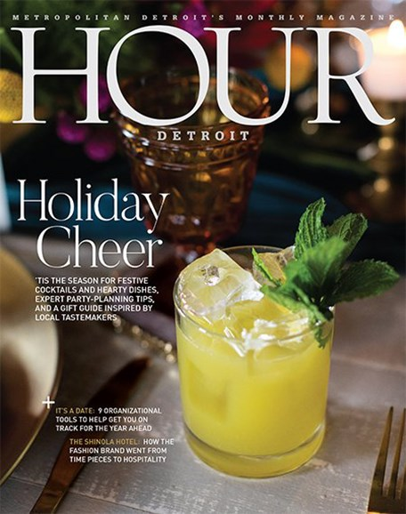 Hour Detroit Cover - 12/1/2018