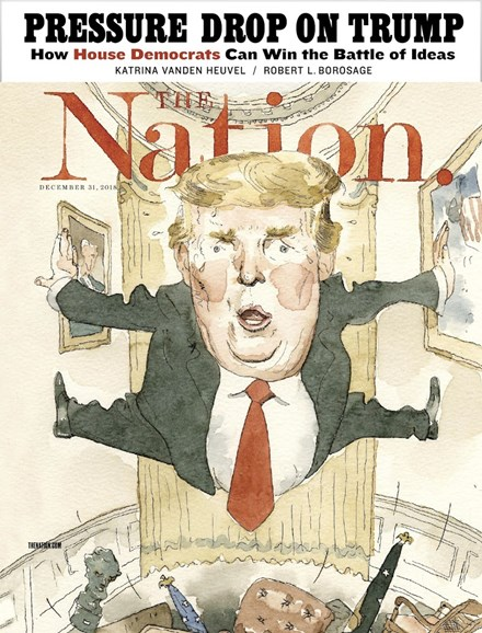 The Nation Cover - 12/31/2018