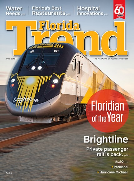 Florida Trend Cover - 12/1/2018