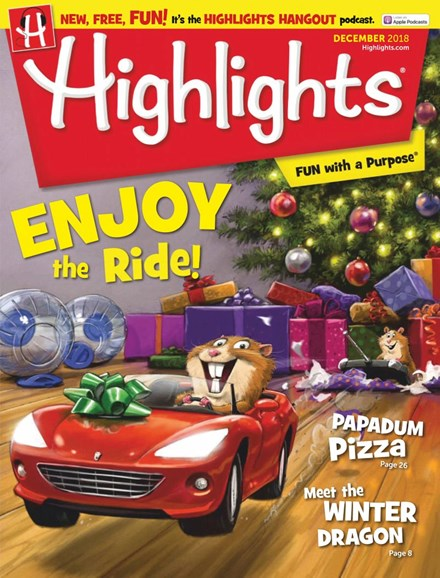 Highlights Cover - 12/1/2018